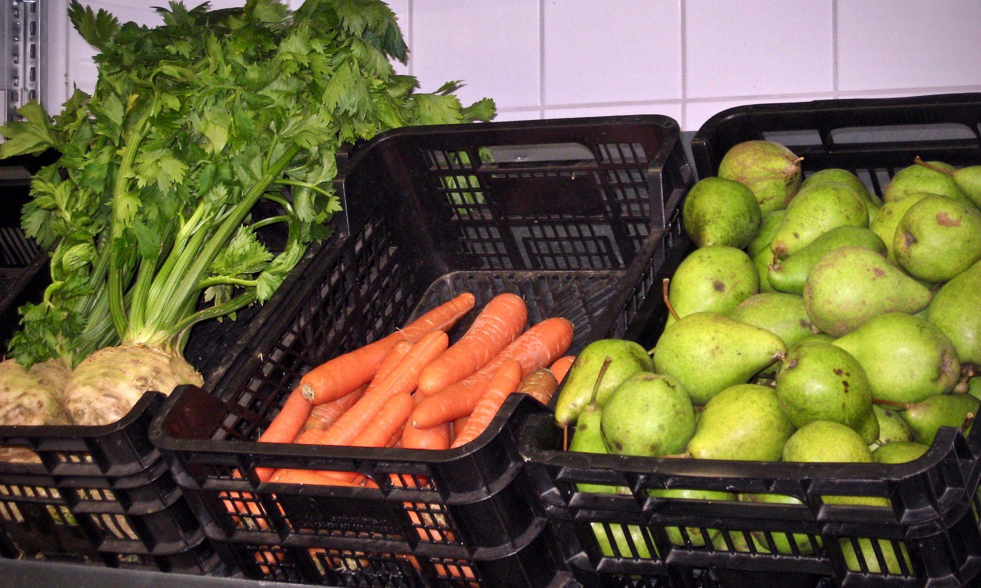 Kronshorster Lindenhof - Gemüse und Obst